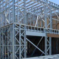 industriebouw, staalbouw, metaalconstructie