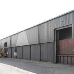 staalbouw industriebouw