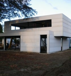 Staalbouw woningen staalbouw woningbouw verbouwingen for Staalbouw woningen